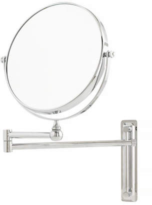 UPPER CANADA SOAP Adjustable Round Mounted Mirror