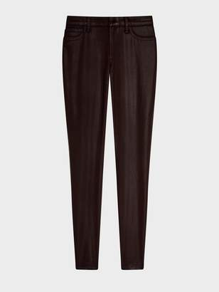Donna Karan Donnakaran The Jegging – Coated Aubergine 24