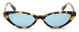 Cat Eye Vogue Eyewear Women's Gigi Hadid for Vogue Slim Sunglasses, 52mm