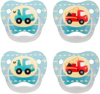 Dr Browns Dr. Brown's Dr Brown's Classic Prevent Pacifier, 12 Months+, Explore , 4 Count
