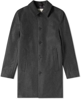 MACKINTOSH Classic Wool Car Coat
