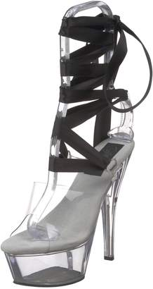 Pleaser USA Women's Kiss-295 Platform Sandal