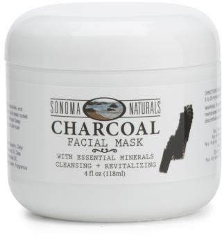 Natural Charcoal Mask