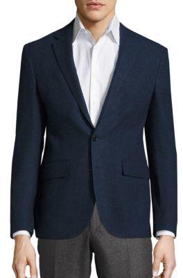 Polo Ralph LaurenPolo Ralph Lauren Long Sleeve Wool Blazer