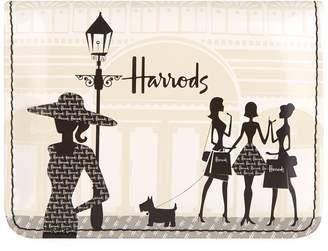 Harrods Knightsbridge Shopping Travel Purse
