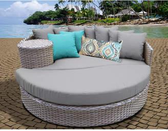 tk.TAKEO KIKUCHI Classics Patio Daybed with Cushions