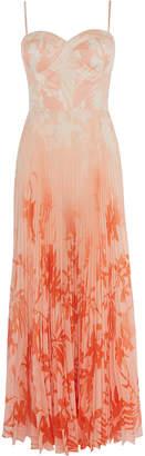 Karen Millen Floral Maxi Dress