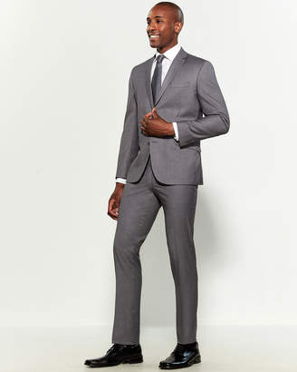 Kenneth Cole Reaction Slim Fit Solid Suit