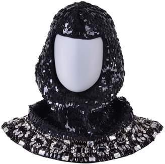 Dolce & Gabbana Black Wool Hats