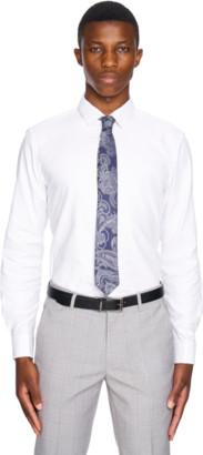yd. WHITE JAX DRESS SHIRT