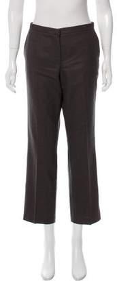 Fabiana Filippi Wool Mid-Rise Pants w/ Tags