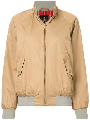 Hysteric Glamour stand-up collar bomber jacket