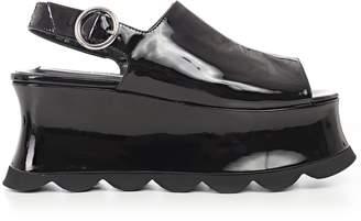 McQ High Platform Sandals