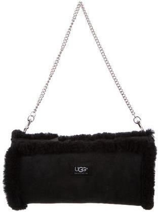 UGGUGG Australia Sheepskin & Shearling Muff Shoulder Bag