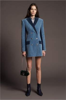 Sonia Rykiel Short Corduroy Coat