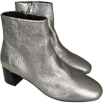Claudie Pierlot Leather ankle boots