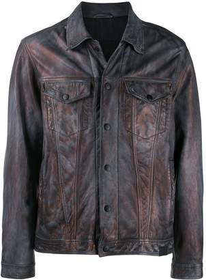 Diesel L-Nhill trucker jacket