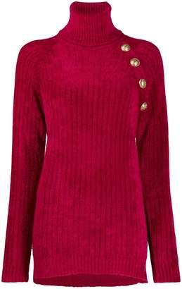 Balmain turtle neck sweater
