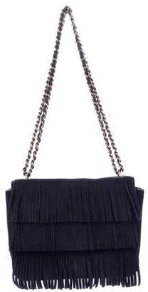 Tory Burch Suede Fringe Bag