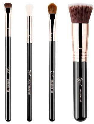 Sigma Beauty Classic Copper Essential Brush Set