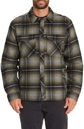 Billabong Barlow Plaid Flannel Jacket