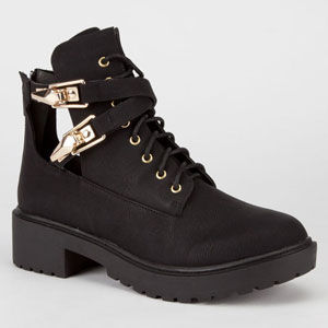 Qupid Valiant Womens Boots