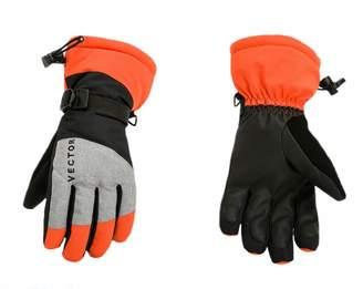 AMAKU Ski Gloves for Men & Women Waterproof Windproof Cold Winter Gloves