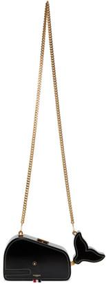 Thom Browne Black Whale Chain Bag $4,795 thestylecure.com