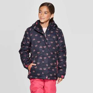 Cat & Jack Girls' 3-in-1 System Jacket