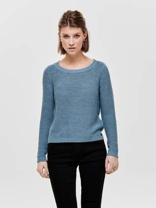 Dorothy Perkins Womens **Blue Fine Gauge Knitted Jumper