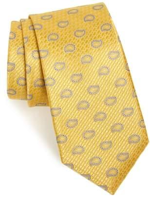 Nordstrom Clarksonton Paisley Silk Tie