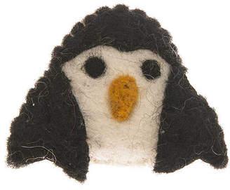 Original Penguin Felt so good Handmade Felt Brooch