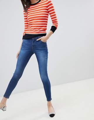 Esprit (エスプリ) - Esprit Espirit Skinny Jeans In Blue