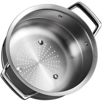Tramontina Gourmet Prima Stainless Steel Steamer Insert (Fits 5 qt Dutch Oven, 6 qt Sauce Pot and 8 qt Stock Pot)