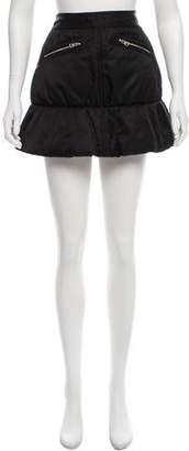 Phi Down Mini Skirt