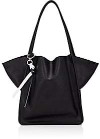 Proenza Schouler Women's Extra-Large Leather Tote Bag-Black