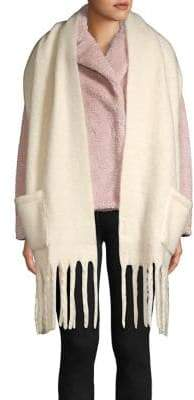 Steve Madden Supersoft Muffle Scarf