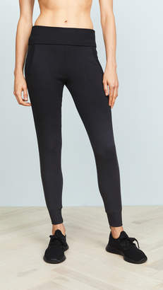 Beyond Yoga Cozy Fold Over Sweatpants