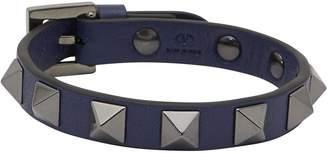 Valentino Garavani Rockstud studded leather bracelet