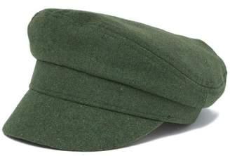 August Hat Flat Cap