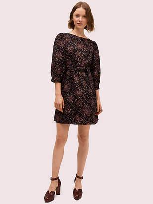 Kate Spade Disco Dots Dress, Black - Size L