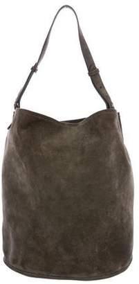 Creatures of Comfort Large Suede Bucket Bag