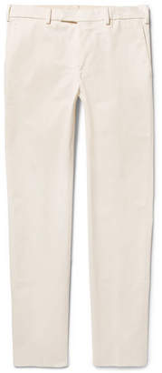 Off-White Salle Privée SALLE PRIVEE - Gehry Stretch-Cotton Twill Chinos - Men