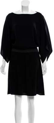Totême Oversize Knee-Length Dress