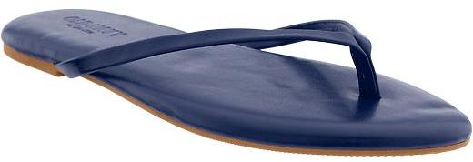 Old Navy Women's Faux-Leather Capri Sandals