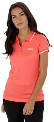 Regatta Orange 'Remex' Polo Shirt