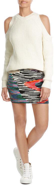 MissoniMissoni Wool Mini Skirt