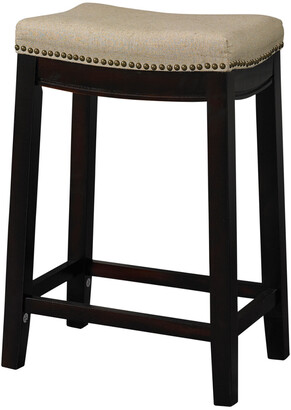 Linon Allure Stool