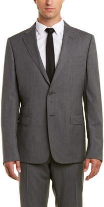 Ermenegildo Zegna Classic Wool Suit