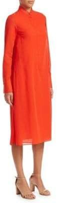 Akris Cotton Tunic Dress